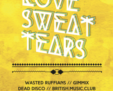 Love Sweat Tears Tour 2014
