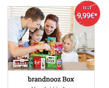 Unboxing Brandnooz Box September 2014