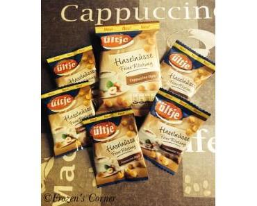 Leckere Nuss mit Cappuccinogeschmack