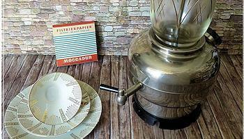 Moccadur - eine Kaffeemaschinen Legende