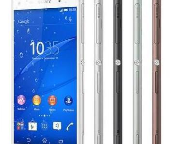Sony Xperia Z3 – Das Smartphone aller Liebe wert