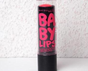 """[Review] Baby Lips Electro """"Strike a Rose"""""""