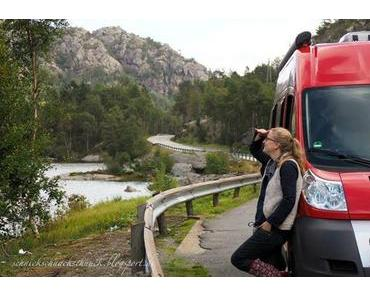 Roadtrip durch Norwegen: Berühmte Straßen Part 1