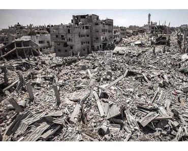 €U zahlt für die Zerstörung Gazas und das zu Wucherpreisen, die Israel der EU abverlangt