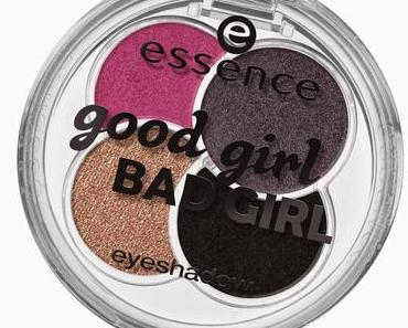 "Preview: essence trend edition ""good girl bad girl"""