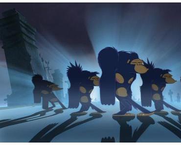 BandReview: Gorillaz