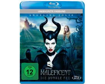 "Filmkritik ""Maleficent"" (Blu-ray)"