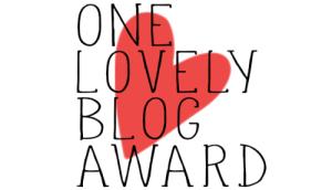 One Lovely Blog – Award