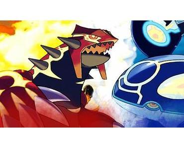 Pokémon Omega Rubin & Pokémon Alpha Saphir – Rayquaza bekommt Mega-Entwicklung