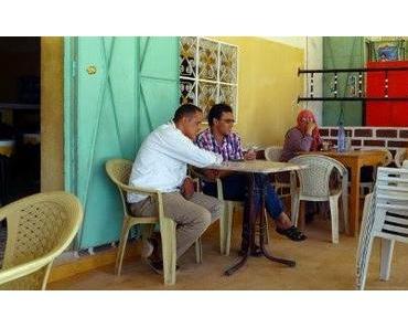 Marokko: fast mehr als 100 Grad