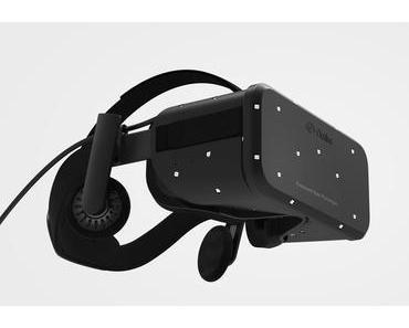 """Oculus stellt neuen Prototypen """"Crescent Bay"""" vor"""