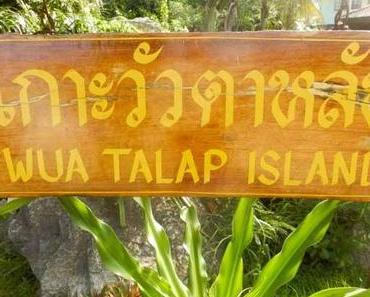 Koh Wua Ta Lap – schweißtreibender Aufstieg mit toller Aussicht im Ang Thong Nationalpark