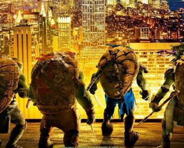 Review: TEENAGE MUTANT NINJA TURTLES - Für die jungen Fans
