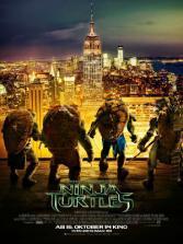 Kinostart: TEENAGE MUTANT NINJA TURTLES (2014