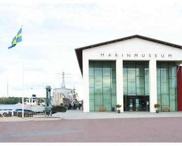 Auf den Spuren von Nemo im schwedischen Marinemuseum im Karlskrona