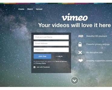 Vimeo: Ein eigener Videokanal für Ihr Unternehmen (Erster Teil)