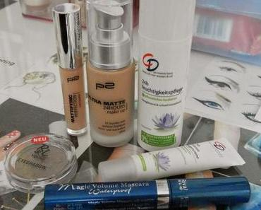 [Beauty Haul] Rossmann & dm (August '14)