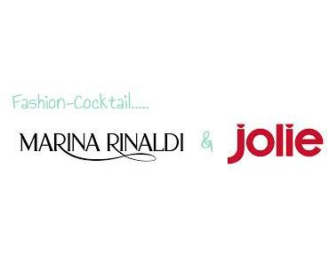 Exklusiver Fashion Cocktail mit Marina Rinaldi & Jolie