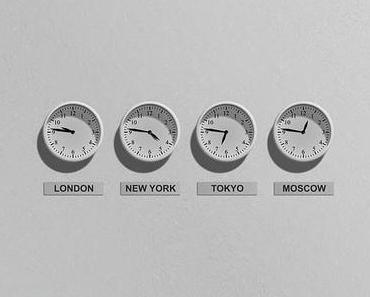 Wer hat an der Uhr gedreht? Zeitumstellung Winter am Wochende nicht vergessen!