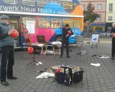KLANK in der Stadt / Netzwerk Neue Musik mobil