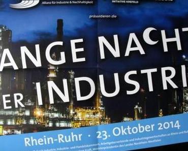 Lange Nacht der Industrie 2014