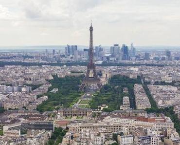 Paris: Je t'aimes!