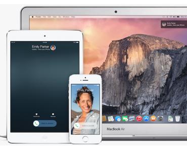 Anleitung: Handoff unter iOS 8 und OS X Yosemite
