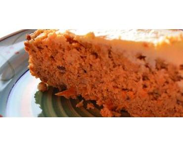 Karottenkuchen glutenfrei