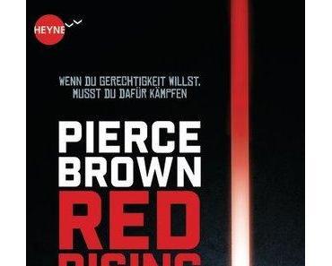 [Rezension] Red Rising von Pierce Brown (Red Rising Trilogy #1)