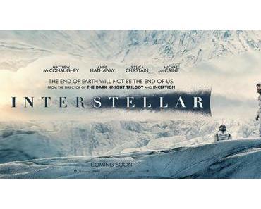 Review: INTERSTELLAR - Sind wir Götter?