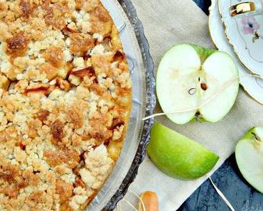 Klassischer DDR Apfelkuchen