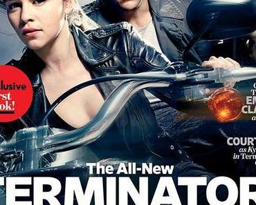 """EW enthüllt großen Plot-Twist aus """"Terminator: Genisys"""""""
