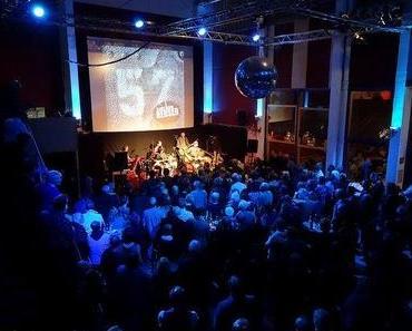 Klaus Major Heuser Band am 24.10.14 in Wuppertal