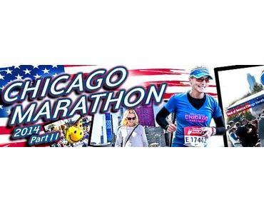 Chicago Marathon 2014 – Teil II: 42195 Meter ins Ziel gelächelt und gejubelt