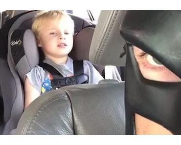 BatDad – Einblick in die Kindererziehung von Batman