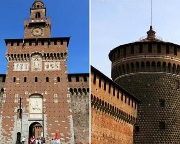 [explores...] Milan - Un Amore allo secondo Sguardo - Day 3 {Castello Sforzesco/ Parco Sempione & Navigli}