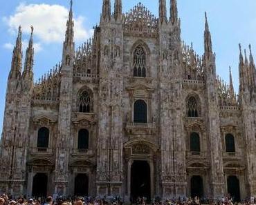 [explores...] Milan - Un Amore allo secondo Sguardo - Day 1 {Dome Area}