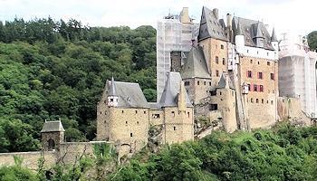 Besuch auf Burg Eltz (Teil II)