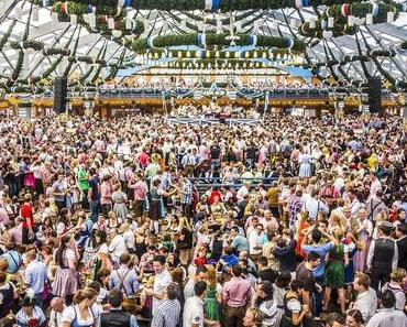 So skurril war die Wiesn 2014