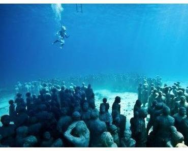 Unterwasserskulpturen