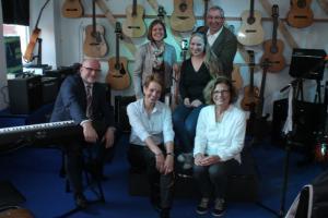 Abgestimmte Harmonie – Lesung der Autorengruppe Waldstadtstifte