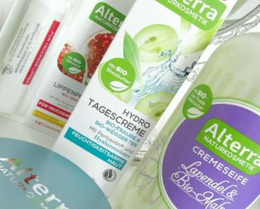 Alterra Naturkosmetik Produkte