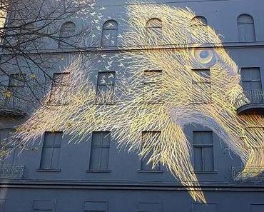 Streetart in Berlin #29 - Wandbilder aus die Stadt