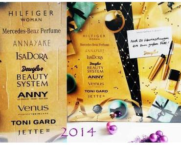 Douglas Adventskalender 2014