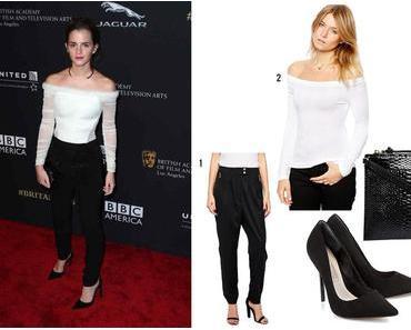 Emma Watsons Outfit