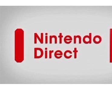 Nintendo Direct - Neue Ausgabe zu Nintendo Wii- und 3DS-Titeln