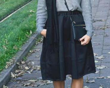 Midi Skirt Autumn Style