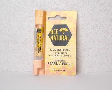 "[Review] Bee Natural Lip Shimmer ""Pearl"" *"