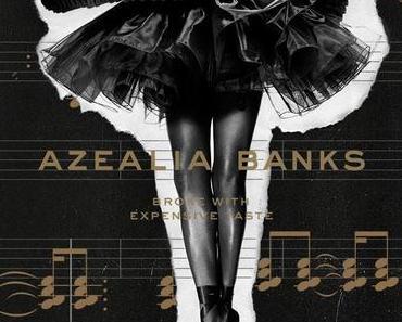 Azealia Banks hat heute ihr Debütalbum 'Broke with Expensive Taste' ohne vorherige Ankündigung oder große Werbung veröffentlicht! (INTERACTIVE ALBUM SAMPLER)