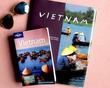 Vietnam – ein Abenteuer beginnt! #kunterbuntweissblaugoesvietnam